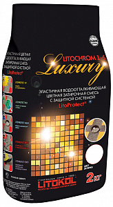 LITOCHROM 1-6 LUXURY C.00 белая 2kg Al.bag