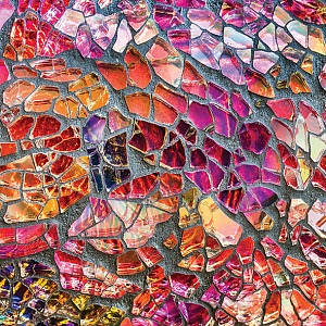 Abstraction mosaic Декор 10х10